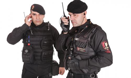 Vigilantes Gopp a Força da Proteção